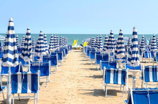 Lido, station balnéaire où dormir autour de Venise