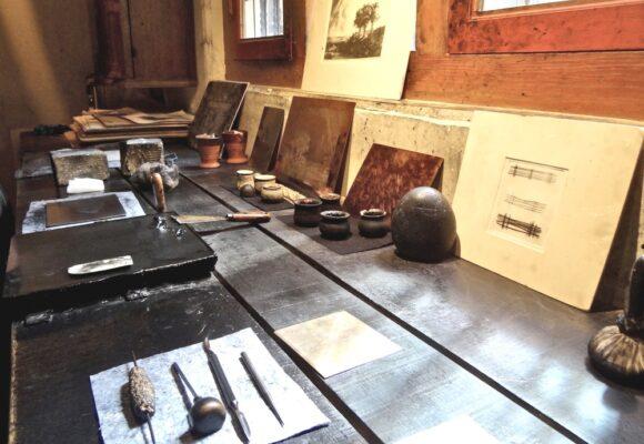 Musée de la maison Rembrandt à Amsterdam