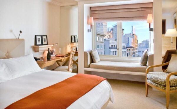 Où dormir à San Francisco : Taj Campton Place
