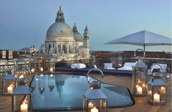 Où dormir à Venise en hôtel de luxe ?
