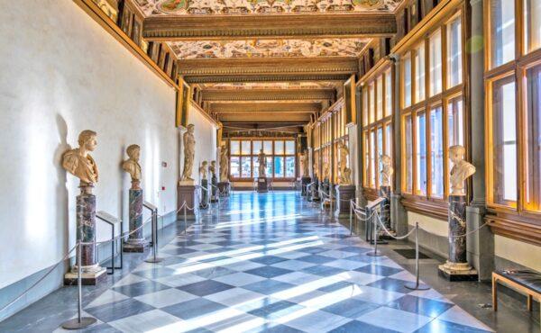 Réservation pour le musée des Offices de Florence