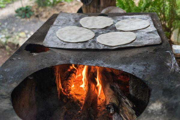 Tortillas - Yucatan, Mexique