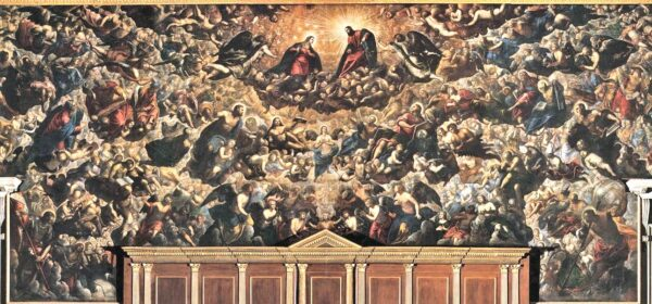 Le Paradis, peinture au palais des Doges