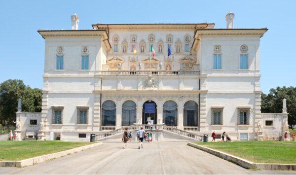 Visite de la Villa Borghese