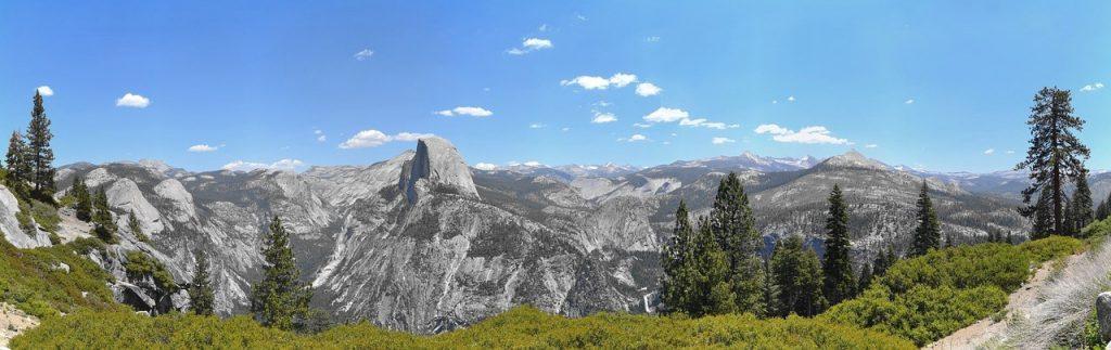 Yosemite NP en Californie