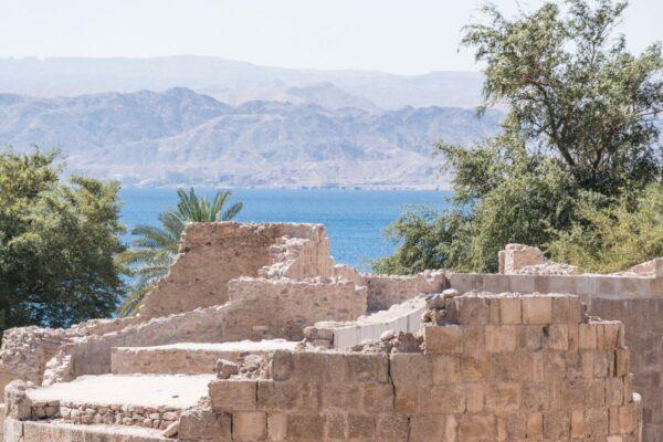 Aqaba castle, le fort d'Aqaba