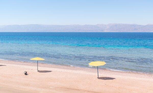 Aqaba en Jordanie