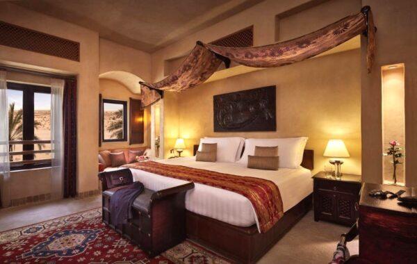 Bab al Shams, hôtel du désert de Dubaï