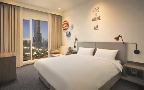 Bon plan hôtel à Dubaï