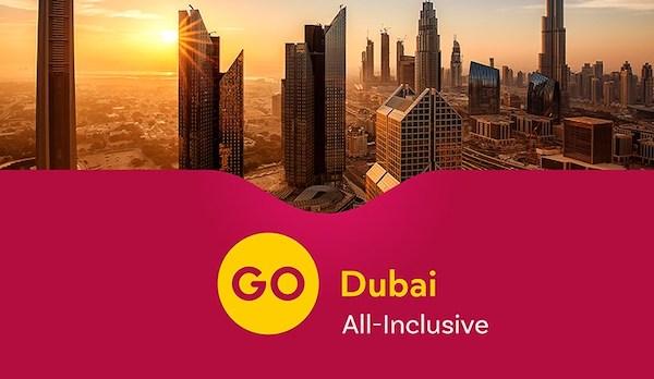 Pass activité illimité pour Dubaï
