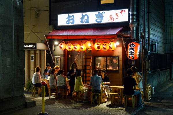 Ginza et Shimbashi - Quartier de Tokyo