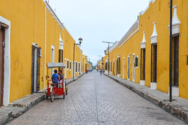 Izamal dans le Yucatan