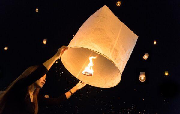 Loy Krathong et le festival des lanternes