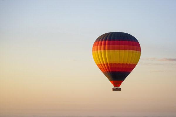 Prix pour montgolfière à Dubaï