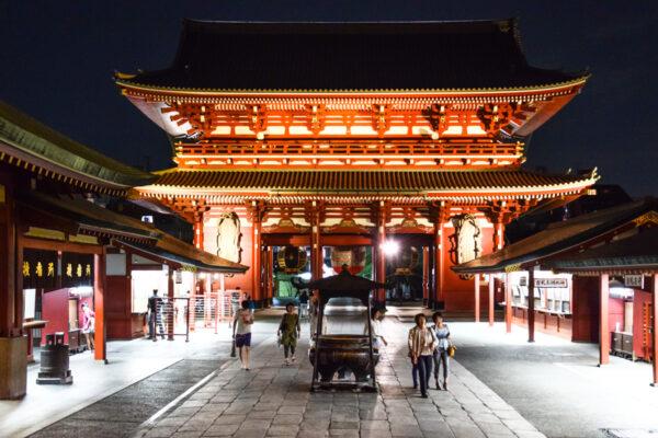 Quartier où dormir à Tokyo : Asakusa