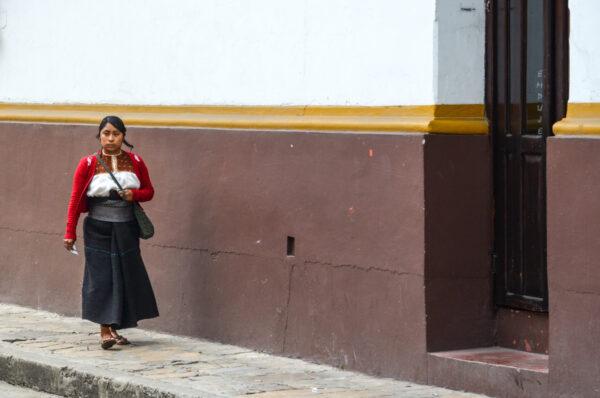 San Cristobal de las Casas dans les Chiapas