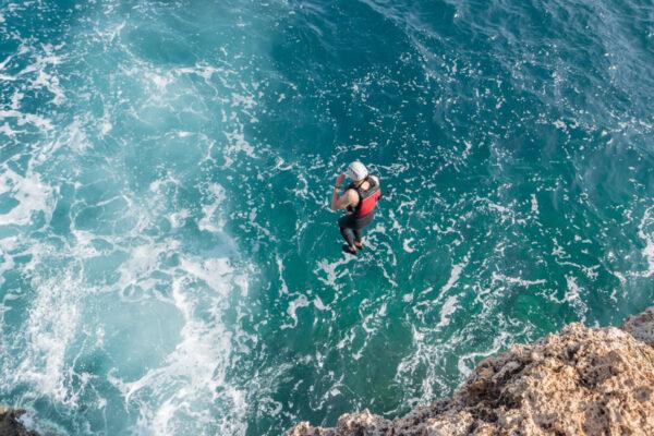 A faire à Majorque : coasteering