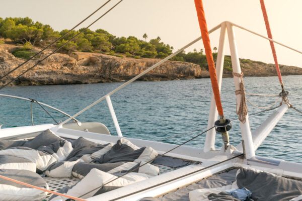 Que faire à Majorque : catamaran