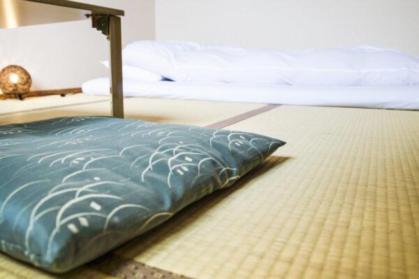 Dormir dans un ryokan à Tokyo