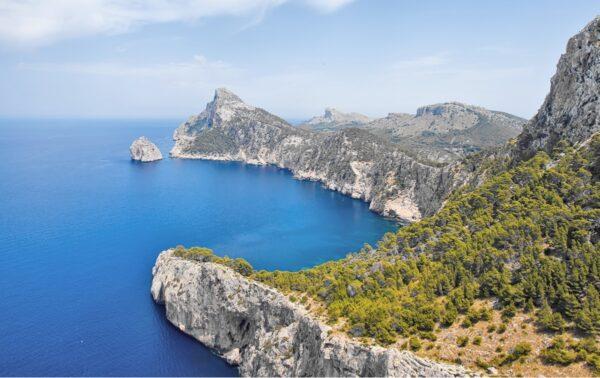Cap de Formentor à Majorque