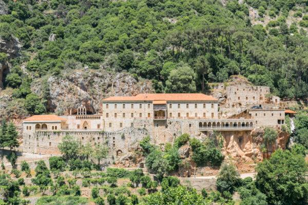 Monastère au Liban
