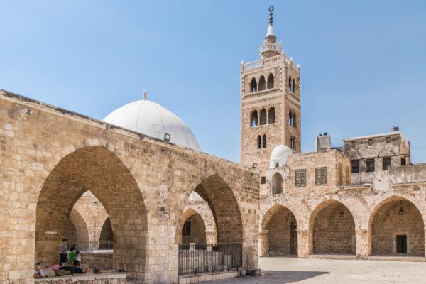 Mosquée à Tripoli