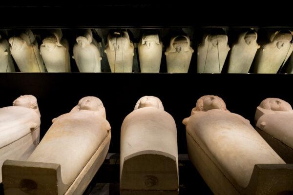 Musée national de Beyrouth au Liban