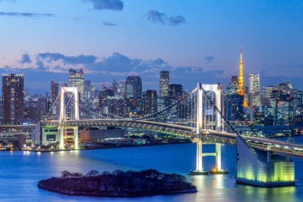 Odaiba, quartier de Tokyo