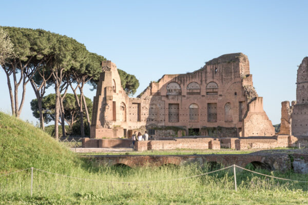 Palatin et forum romain