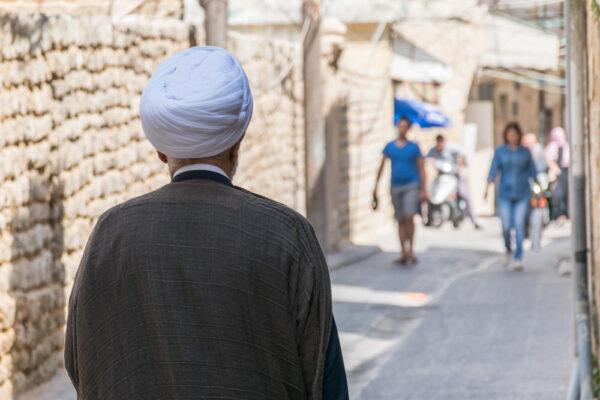 Religieux chiite à Tyr