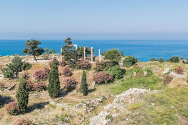 Ruines de Byblos
