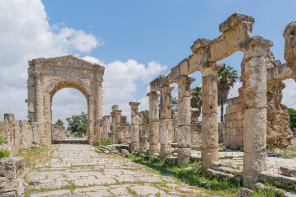 Visiter le Liban : ruines de Tyr