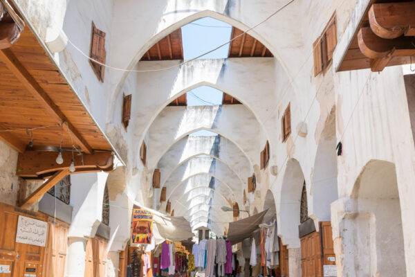 Souk de Tripoli au Liban