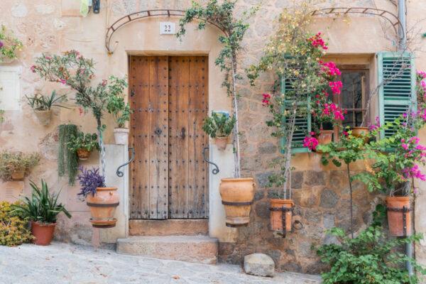 Valldemossa à Majorque