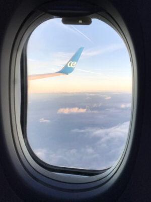 Vol Air Europa pour Majorque