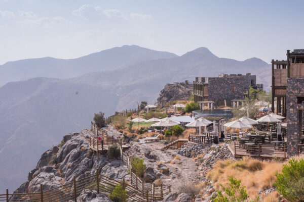 Alila Jebel Akhdar à Oman