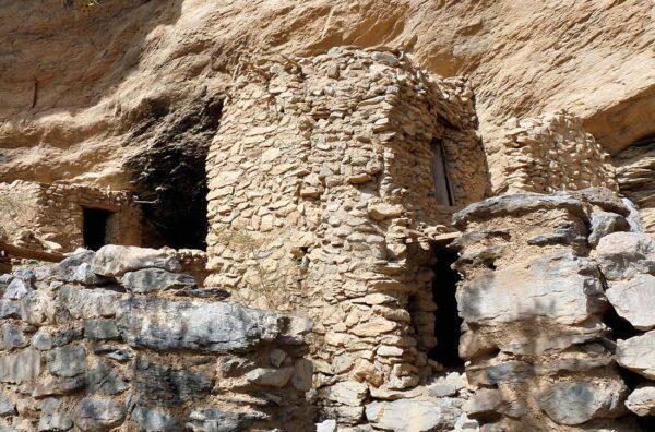 As Sab, village abandonné du jebel Shams