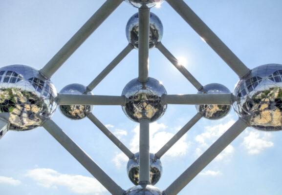 Atomium de Bruxelles : réduction avec la Brussels Card