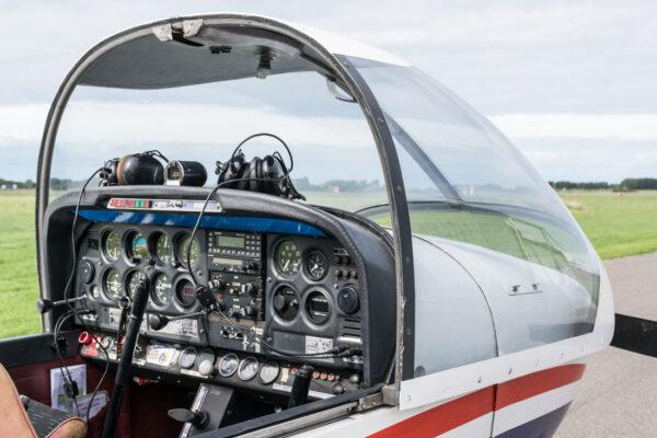 Avion pour survol de la Côte d'Opale