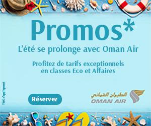 Promo Oman Air : avis