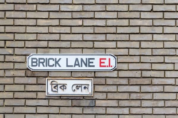 Brick Lane à Londres, un quartier où dormir