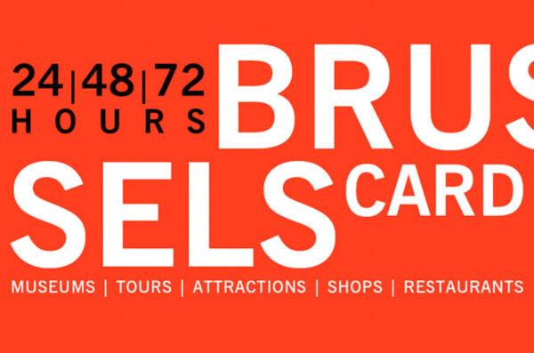 Brussels Card : le pass de Bruxelles