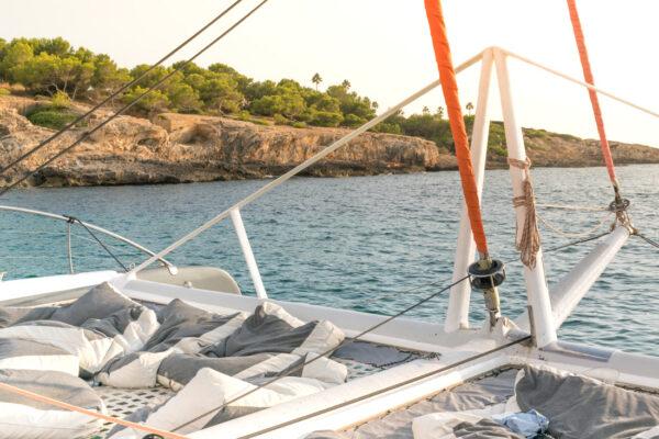 Catamaran à Majorque