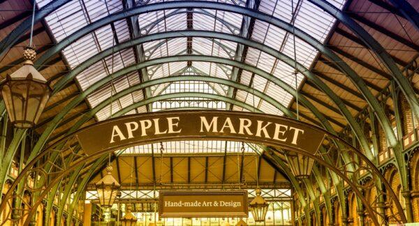 Covent Garden : se loger à Londres dans le centre