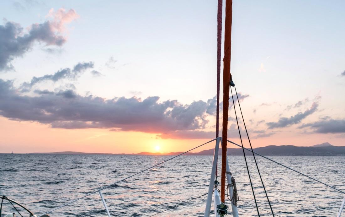 Excursion catamaran à Majorque : sortie en bateau