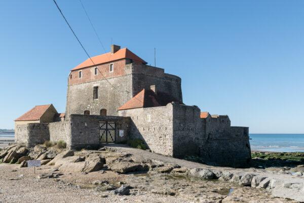 Fort d'Ambleteuse sur la Côte d'Opale