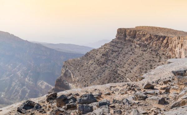 Jebel Shams : le Grand Canyon d'Oman