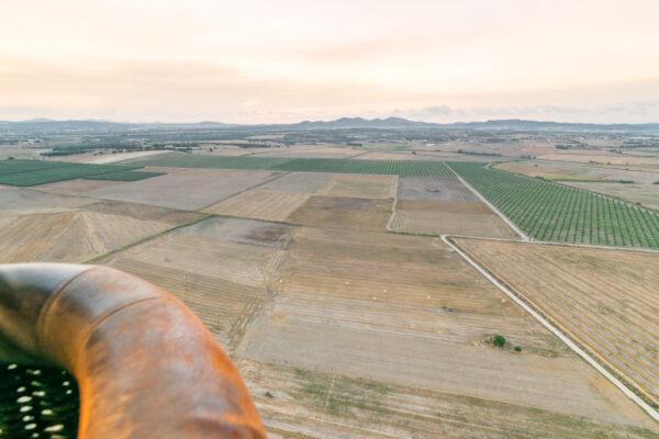 Majorque en montgolfière