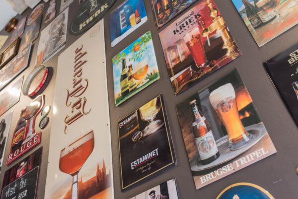Musée de la bière à Bruges