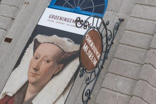 Musée Groeninge à Bruges